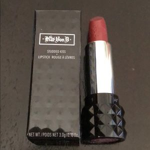 Kat Von D Studded Kiss Lipstick in Cathedral